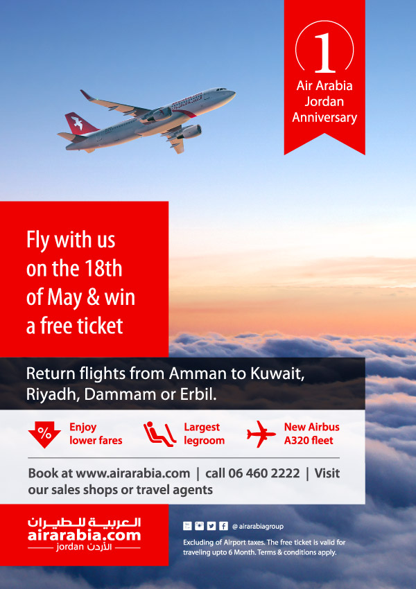 Win airline tickets