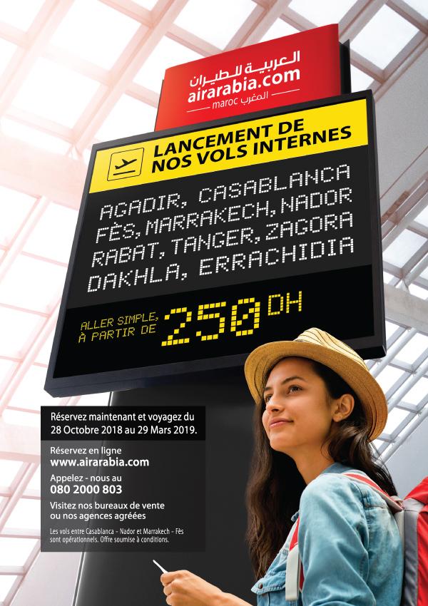 Image result for air arabia maroc prix