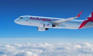 air arabia представительство в россии