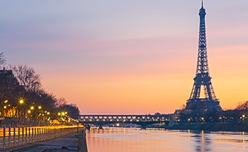 Париж, Шарль де Голль