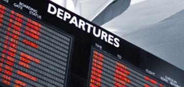 Horarios de vuelos