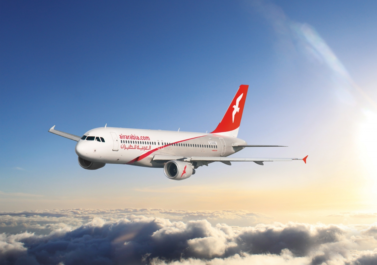 Air Arabia named 'Best Low-cost Airline Serving the  Middle East' at Business Traveller Middle East Awards  2016