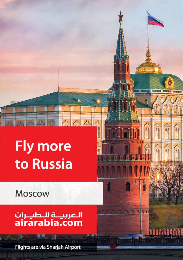 Fly more to Russia