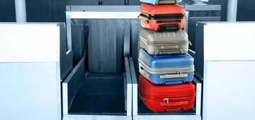 Airport excess baggage rates